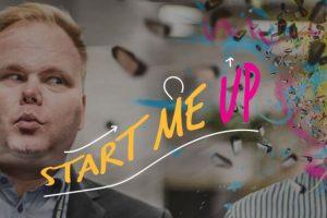 Start Me Up -liikeideakilpailu on jälleen käynnissä!