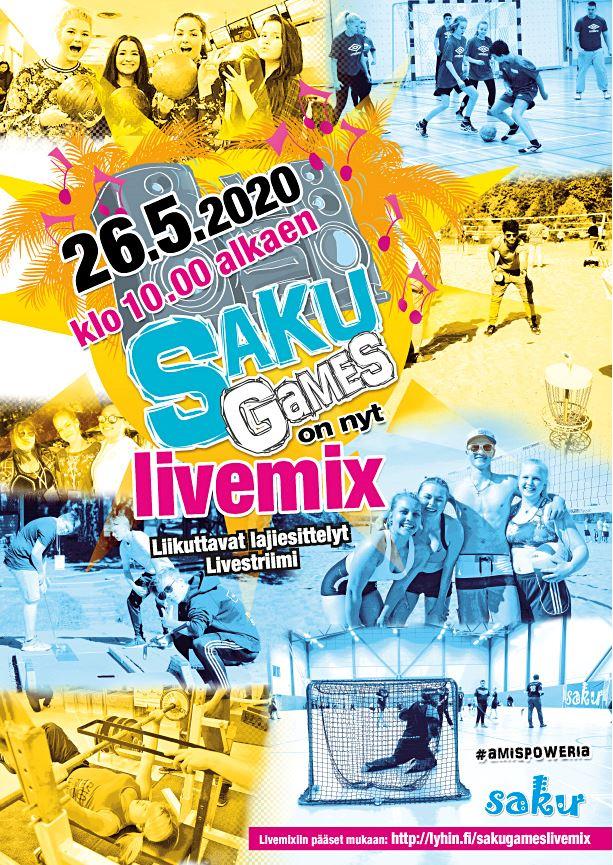 sakugames livemix